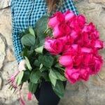 21 голландская роза