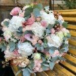Букет из микс цветов